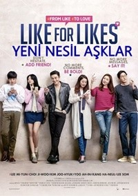 Yeni Nesil Aşklar – Like for Likes 2015 BRRip XviD Türkçe Dublaj – Tek Link