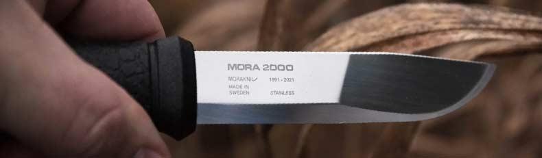 morakniv mora 2000 yıldönümü özel sürüm üretimi bıçak