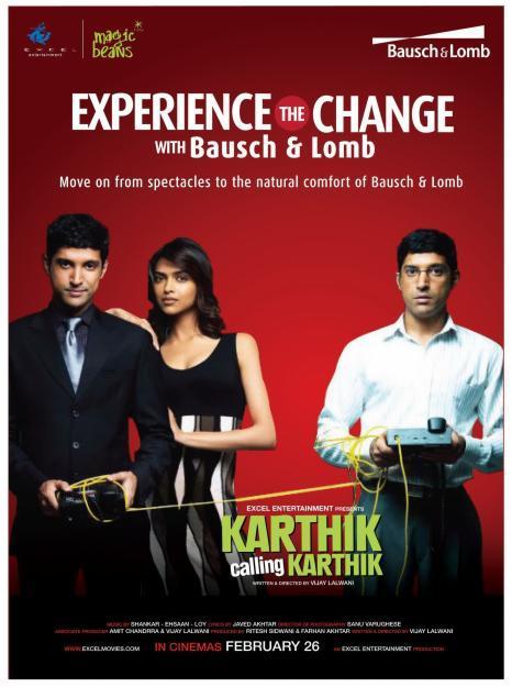 Karthik Calling Karthik / 2010 / Hindistan /  Online Film �zle / TR Altyaz�l�