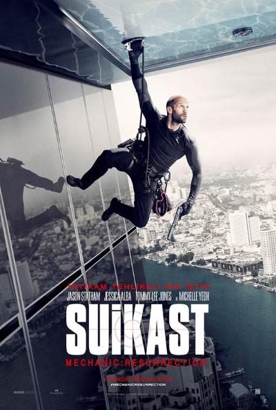 Suikast – Mechanic: Resurrection (2016) türkçe dublajlı indir