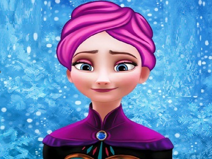 Frozen Elsa Makyaj Oyunu