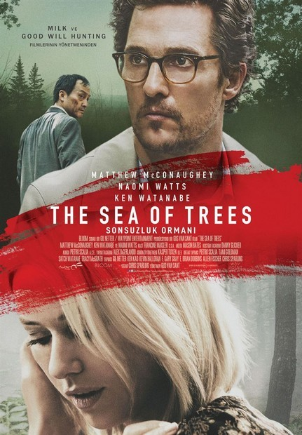 Sonsuzluk Ormanı | The Sea of Trees | 2015 | BRRip XvD | Türkçe Dublaj
