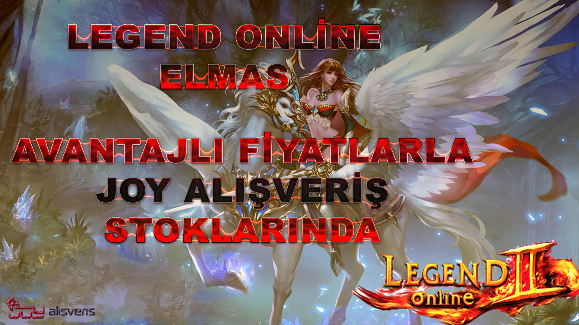 Legend Online Elmas Satın Al