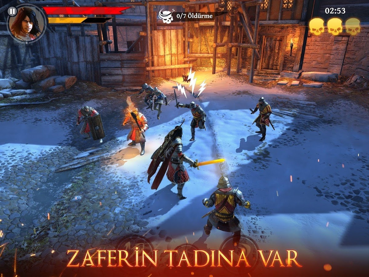 Iron Blade – Medieval Legends Mod APK