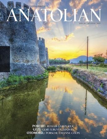 Anatolian Ağustos 2019