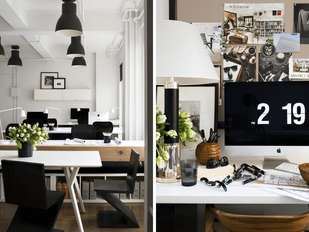 2019 Ofis Dekorasyon Örnekleri