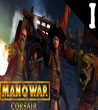 Man O War Corsair Warhammer Naval Battles - RELOADED