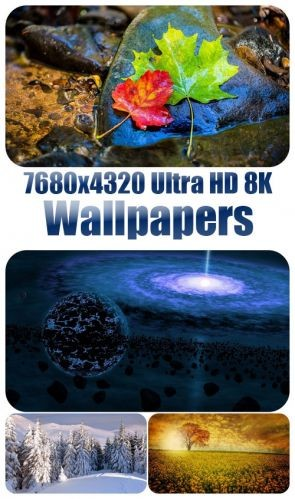 7680x4320 Ultra HD 8K Wallpapers 8