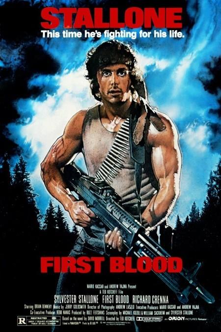 Rambo 1: İlk Kan (1982) Film indir
