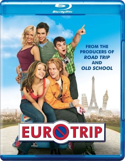 Avrupa Muhabbeti - EuroTrip (2004) türkçe dublaj film indir