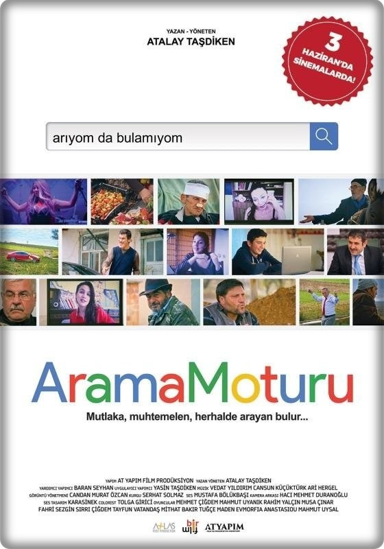 Arama Motoru 2016 (Yerli Film) HDRip XviD