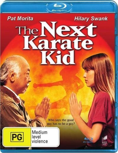 Karateci Kız - The Next Karate Kid (1994) türkçe dublaj film indir