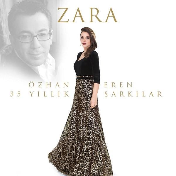 Zara - Özhan Eren Şarkıları (2020) Full Albüm İndir