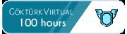 +100 Hours - 100+ saat uçusunu dolduran üyelerimize verilmektedir.