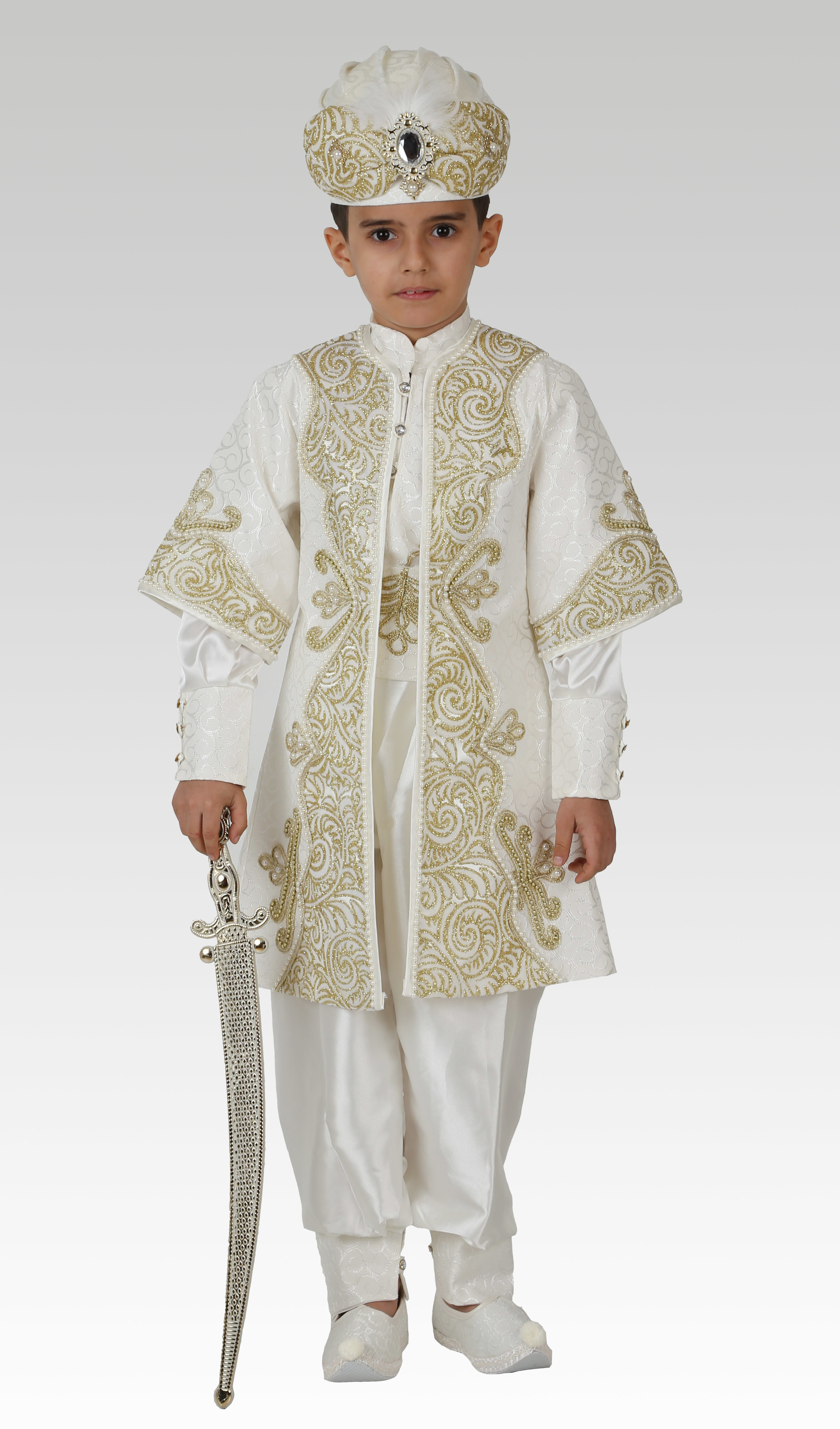 sünnet kıyafeti