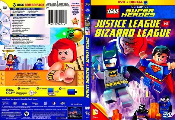 Lego DC Comics Super Heroes 2015 DVD-5 DuaL TR-EN – Tek Link