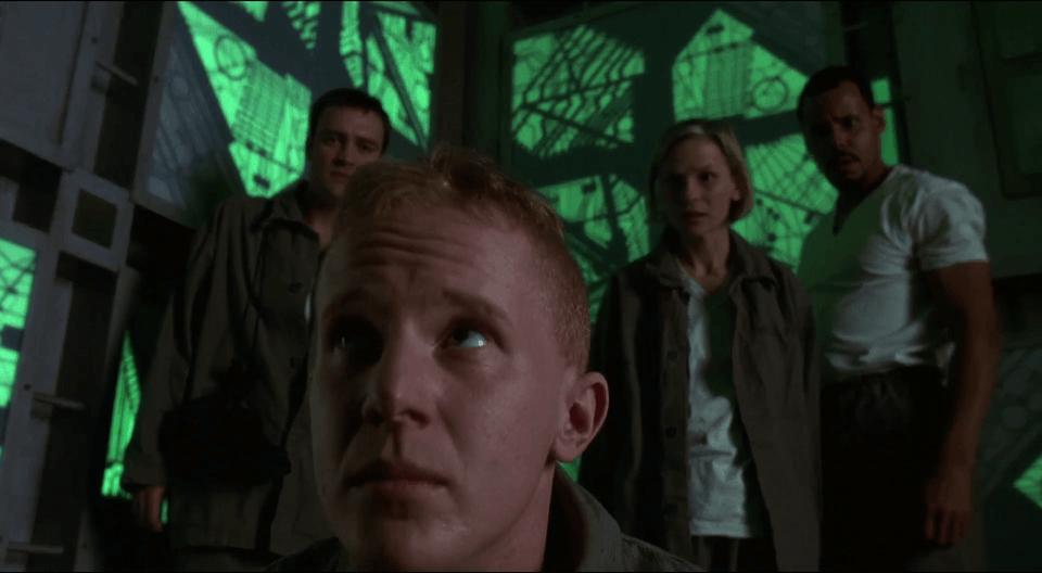 Cube - Küp Film Serisi 3 Film