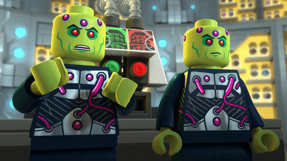 Lego: DC - Kozmik Çarpışma (2016)