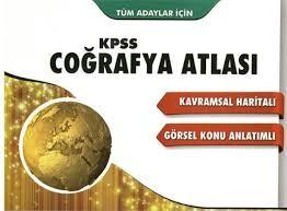 Yeni Yargı KPSS Coğrafya Atlası PDF indir