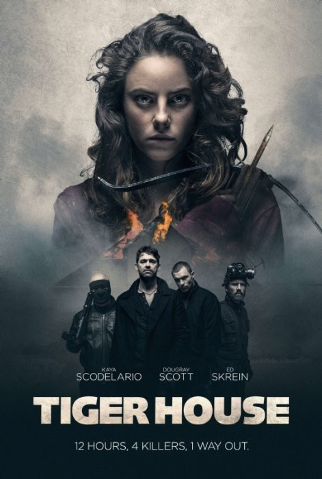 Tiger House - Ölüm Kalım (2015) - film indir - türkçe dublaj indir