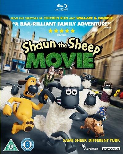 Kuzular Firarda – Shaun The Sheep Movie 2015 BluRay 1080p DTS x264 DuaL TR-EN – Tek Link