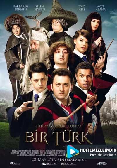 Sihirbazlık Okulunda Bir Türk (2015) HD İzle İndir