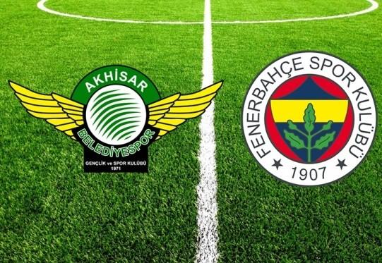 Akhisar Bld 1-0 Fenerbahçe Full Maç Tekrarı izle