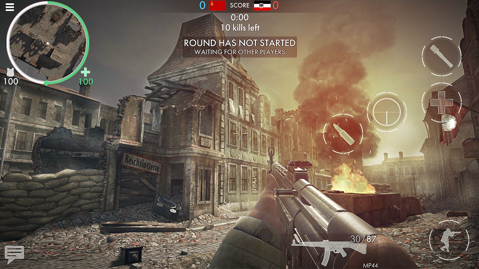 World War Heroes: WW2 Online FPS Apk