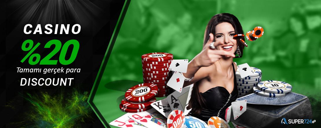 Süper724 - Casino Discount