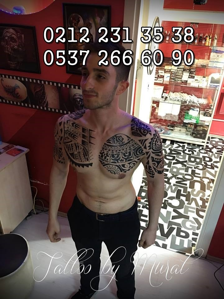 maori tattoo dövmeci murat istanbul şişli