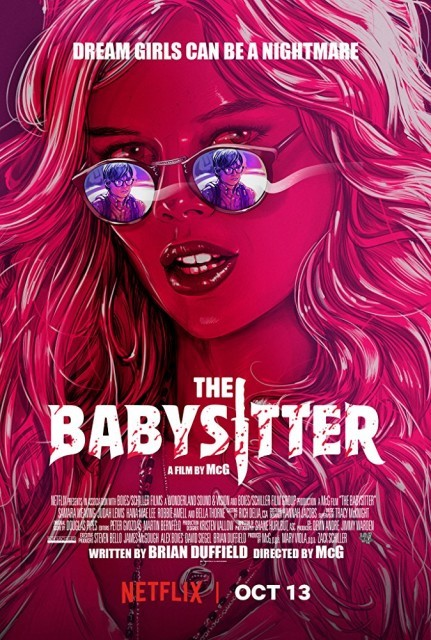 The Babysitter Türkçe Dublaj izle – Tek Parça