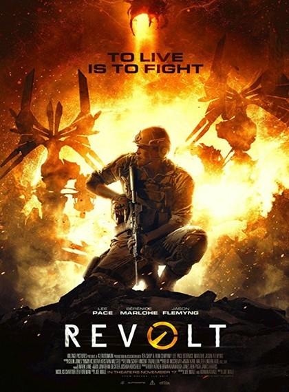 İsyan – Revolt 2017 (BRRip – m1080p) Türkçe Dublaj indir