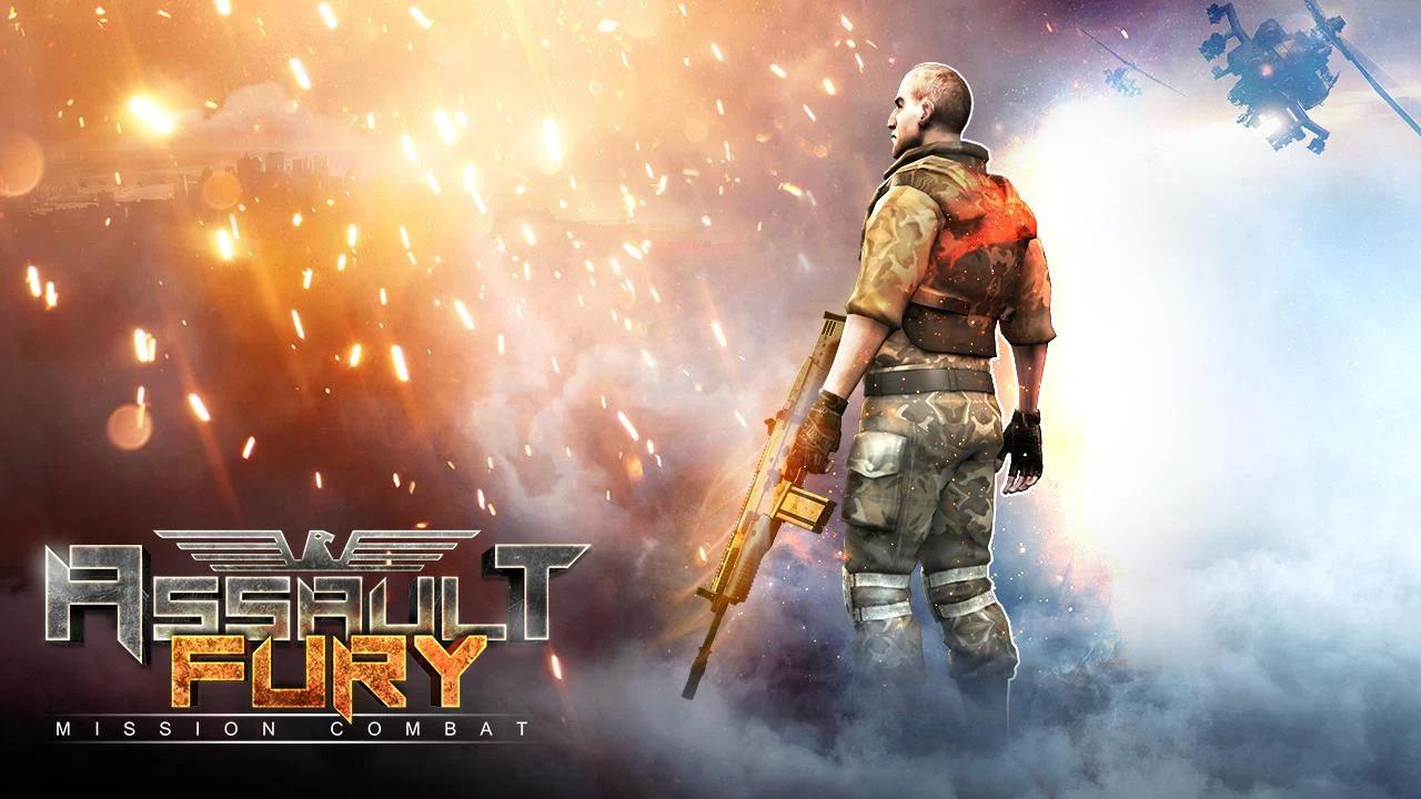 Assault Fury - Mission Combat Apk