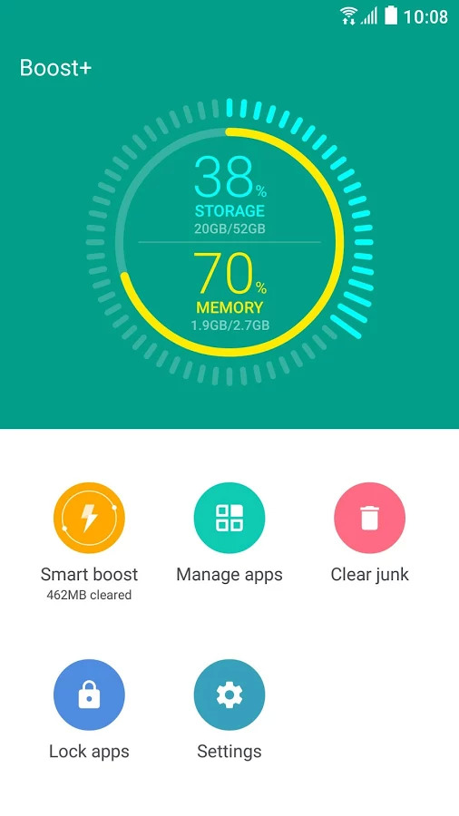 Boost+ Speed, Clean, Security Apk