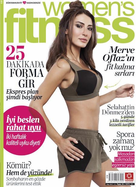 Women's Fitness Ekim 2017