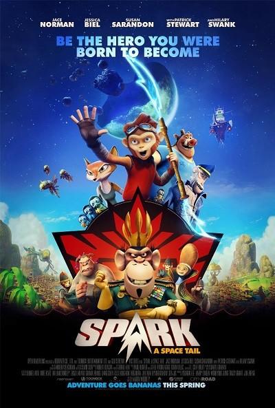 Spark: Bir Uzay Macerası – Spark: A Space Tail 2016 BRRip XviD Türkçe Dublaj indir