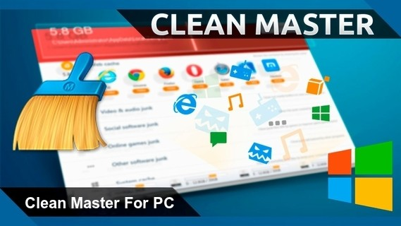 Clean Master for PC Pro 6.0 Full İndir