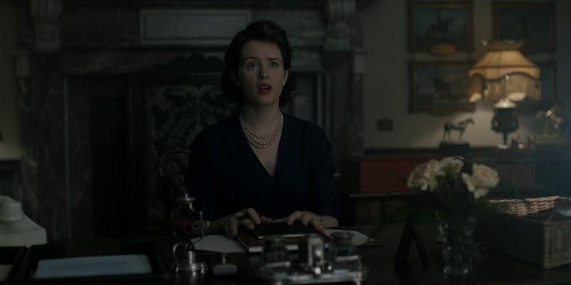 The Crown 1. Sezon Tüm Bölümler (WEB-DL 720p ) Türkçe Dublaj - indir