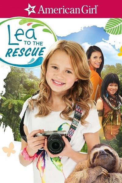 Bir Amerikalı Kız – Lea To The Rescue 2016 (BRRip – m1080p) Türkçe Dublaj indir