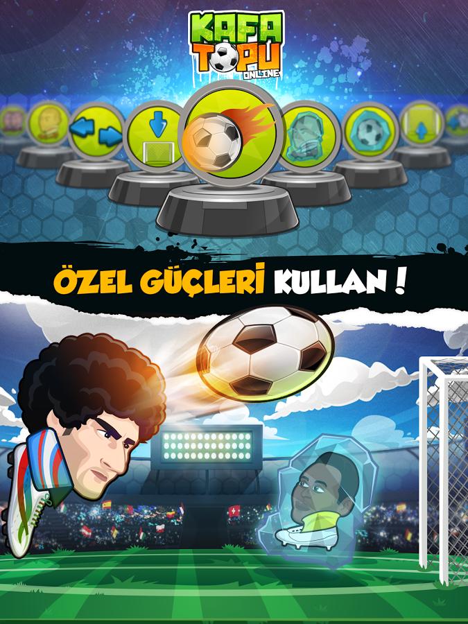 Online Kafa Topu Apk Oyun