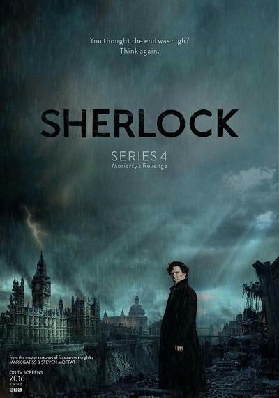 Sherlock 4. Sezon Tüm Bölümler Güncel 720p HDTV Türkçe Altyazılı – Dizi indir
