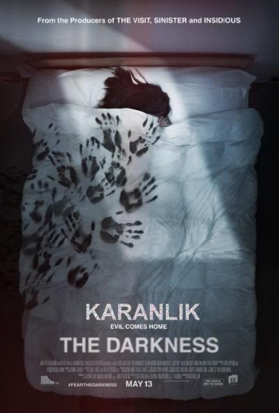 Karanlık - The Darkness (2016) türkçe dublaj full film indir