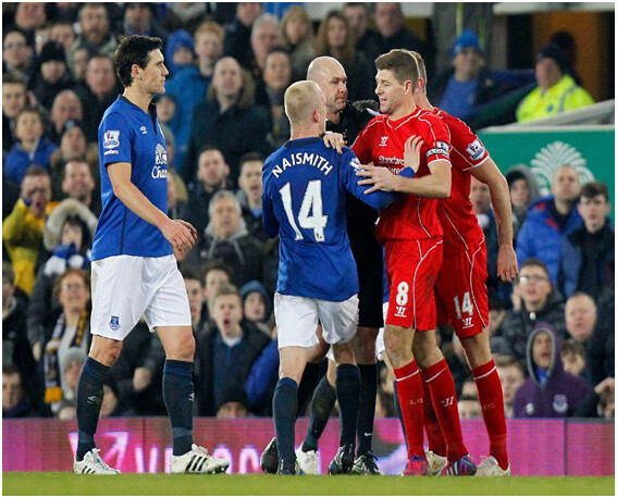 Liverpool - Everton derbisi