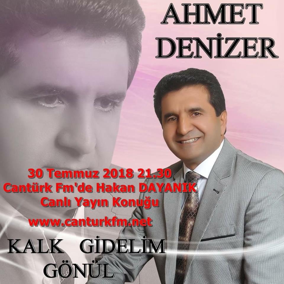Ahmet Denizer Cantürk Fm'de