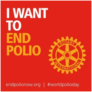 i want to end polio worldpolioday