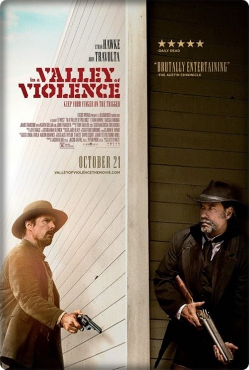 Şiddet Vadisinde - In a Valley of Violence 2016 (Türkçe Dublaj) BDRip XviD