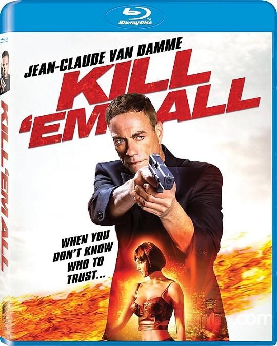 Herkesi Öldür - Kill'em All - 2017 - BluRay 1080p DuaL (TR-EN)
