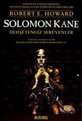 Robert E. Howard Solomon Kane Pdf E-kitap indir
