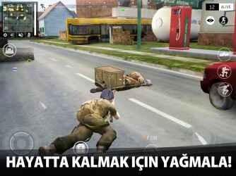 Last Battleground Survival Apk