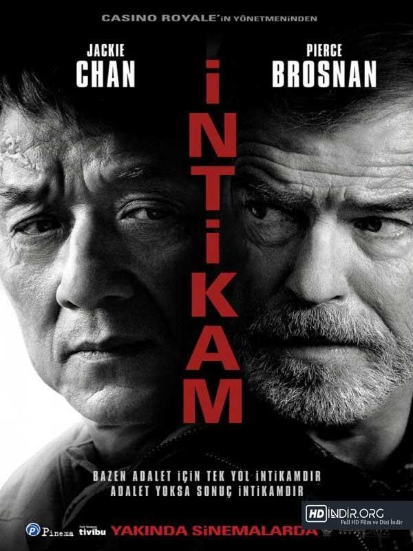 İntikam - The Foreigner (2017) 720p DUAL Türkçe Dublaj İndir